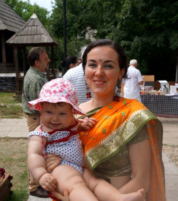 <b>Namaste India</b> – sau cum piciorusul Anei a devenit vedeta