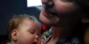 In avion cu bebe: 13 sfaturi utile