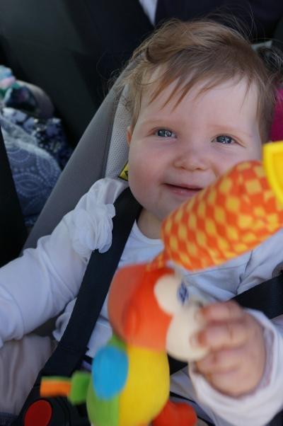 calatorii cu bebe in masina