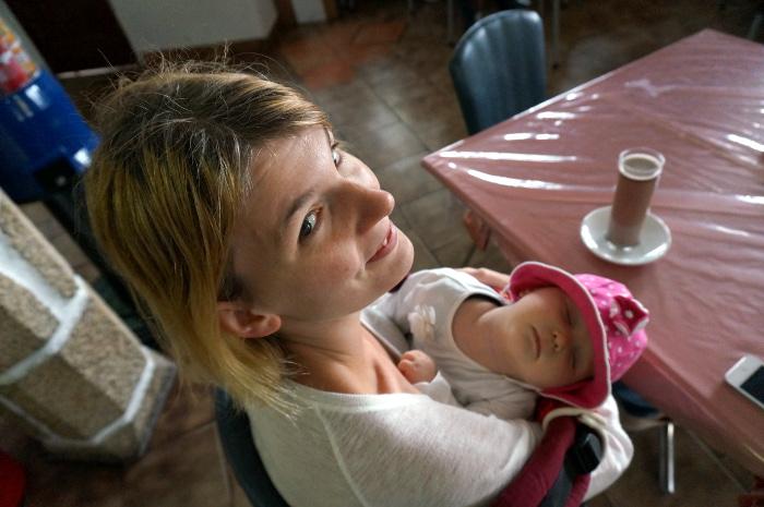 Calatorii cu bebelusi