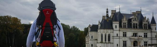 Baby steps pe Valea Loarei – Peste rau trece un castel. Chenonceau.