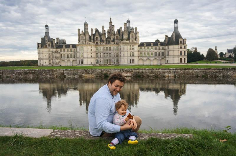 Baby steps pe Valea Loarei – <b>Chambord</b>, castelul turnuletelor cu dichis