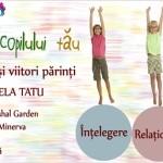 Alege fericirea copilului tau – seminar gratuit de comunicare cu cei mici