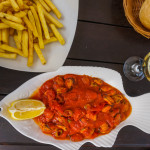 Cherhana La Stuf, Eforie Nord – unde sa iei masa cu cei mici pe malul marii