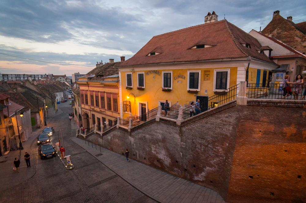 Bebe calator ♥ Romania – ce poti <b>face cu cei mici in Sibiu</b>