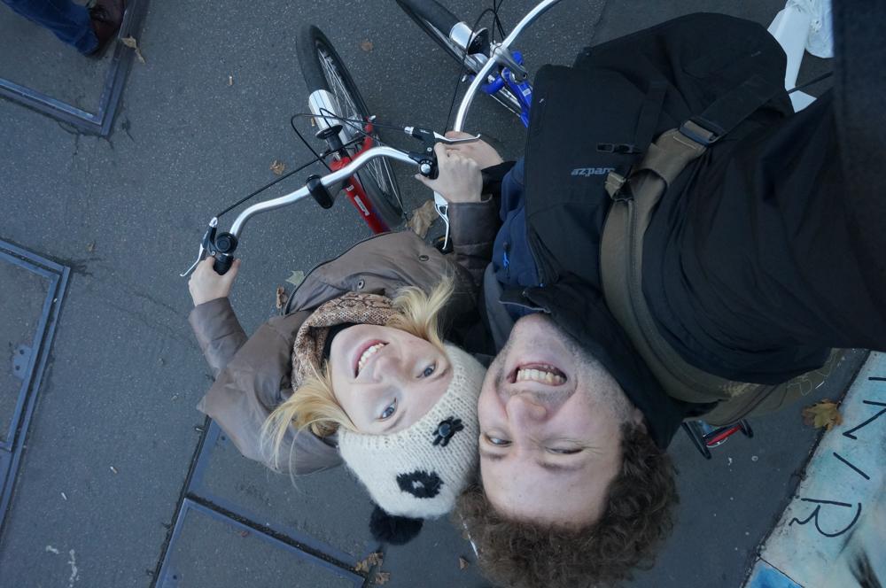 Berlin bicicleta