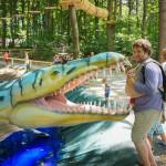 Impresii (la cald) de la Dino Parc Rasnov