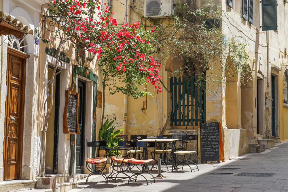 impresii Corfu Town -2