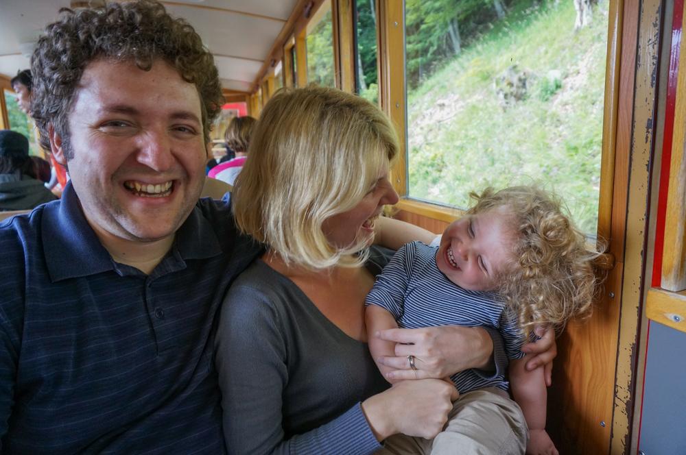 Ce poti face cu copiii in Austria: <b>Schafbergbahn</b>