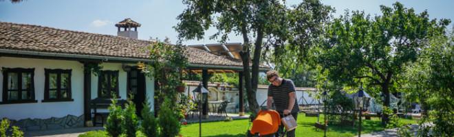 Villa Bulgara Eco – o oaza de relaxare child friendly de care sigur nu stiati
