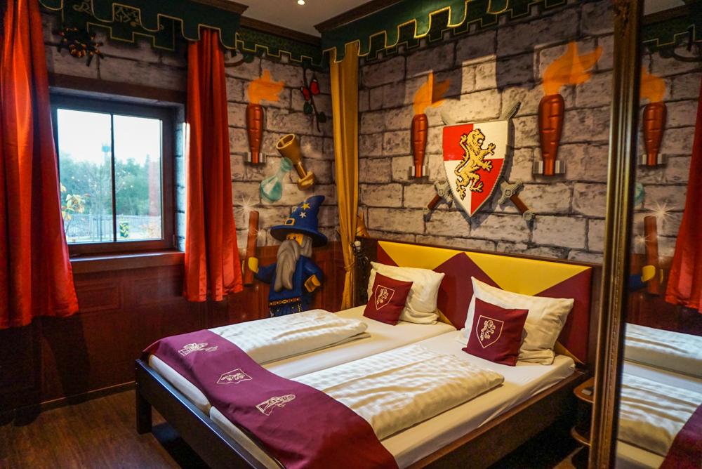 Cum a fost in <b>Castelul Regelui din LEGOLAND</b> Feriendorf