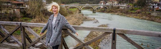 [VIDEO] Veliko Tarnovo intr-o zi jumatate