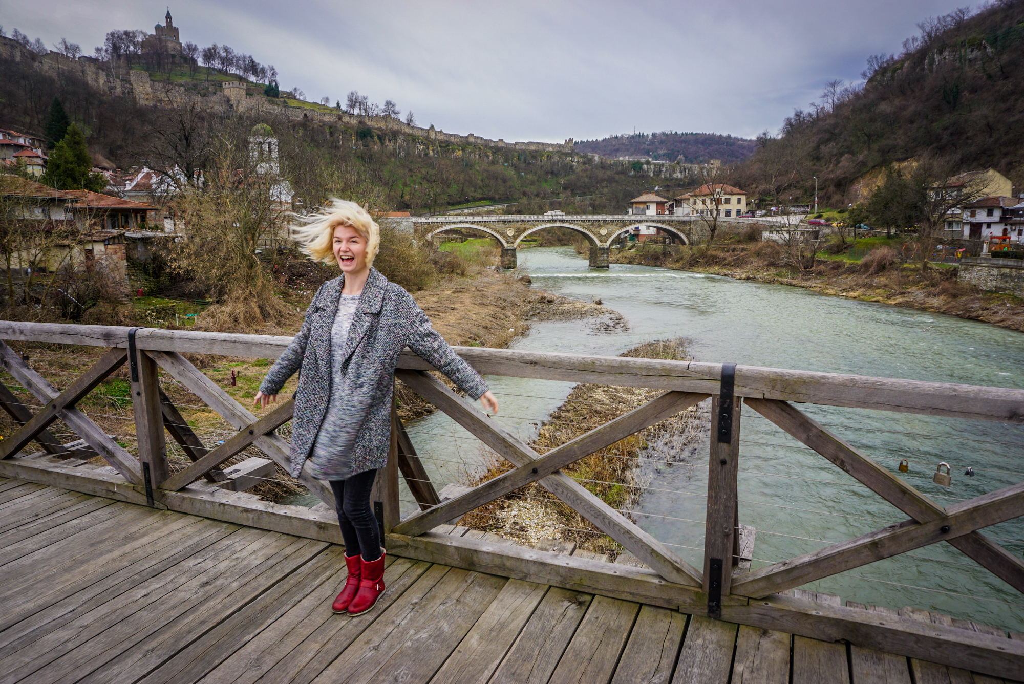 <b>[VIDEO] Veliko Tarnovo</b> intr-o zi jumatate
