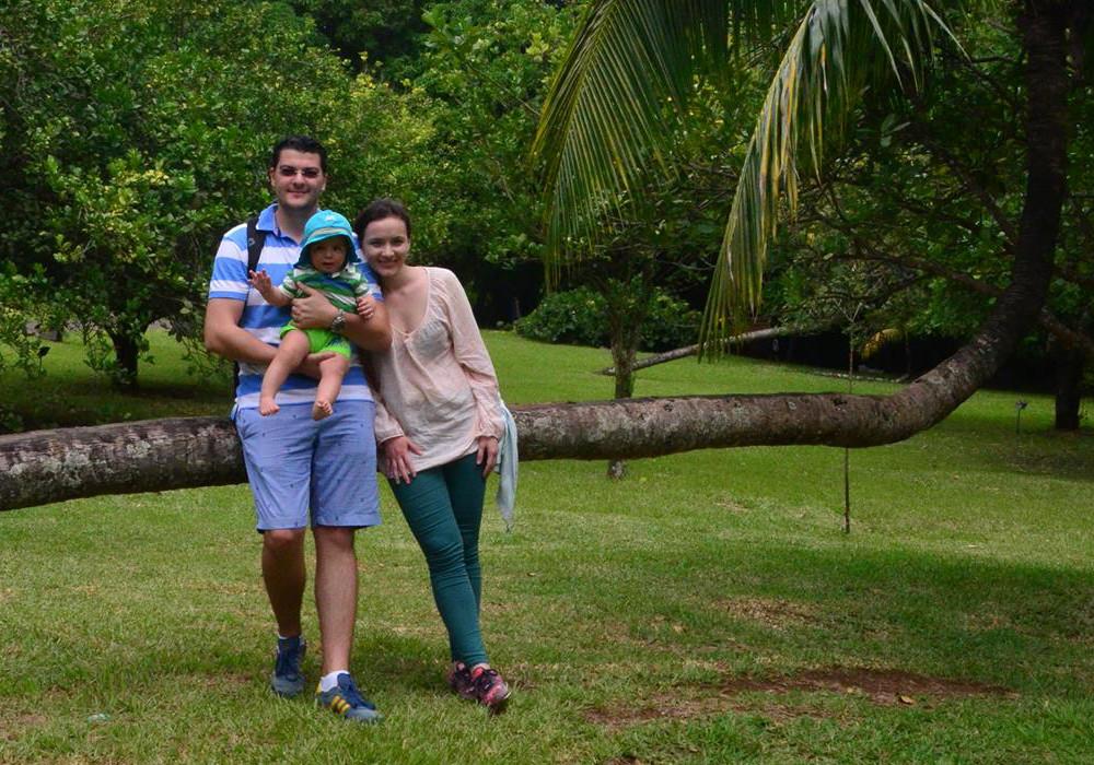 <b>Bebelusii sunt fericiti ca merg alaturi de parintii lor</b>…si cam atat – de vorba cu Andra Pascu