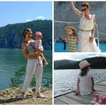Pentru noi vacanta in familie inseamna explorare, cunoastere, family building – de vorba cu Andrada Crangus