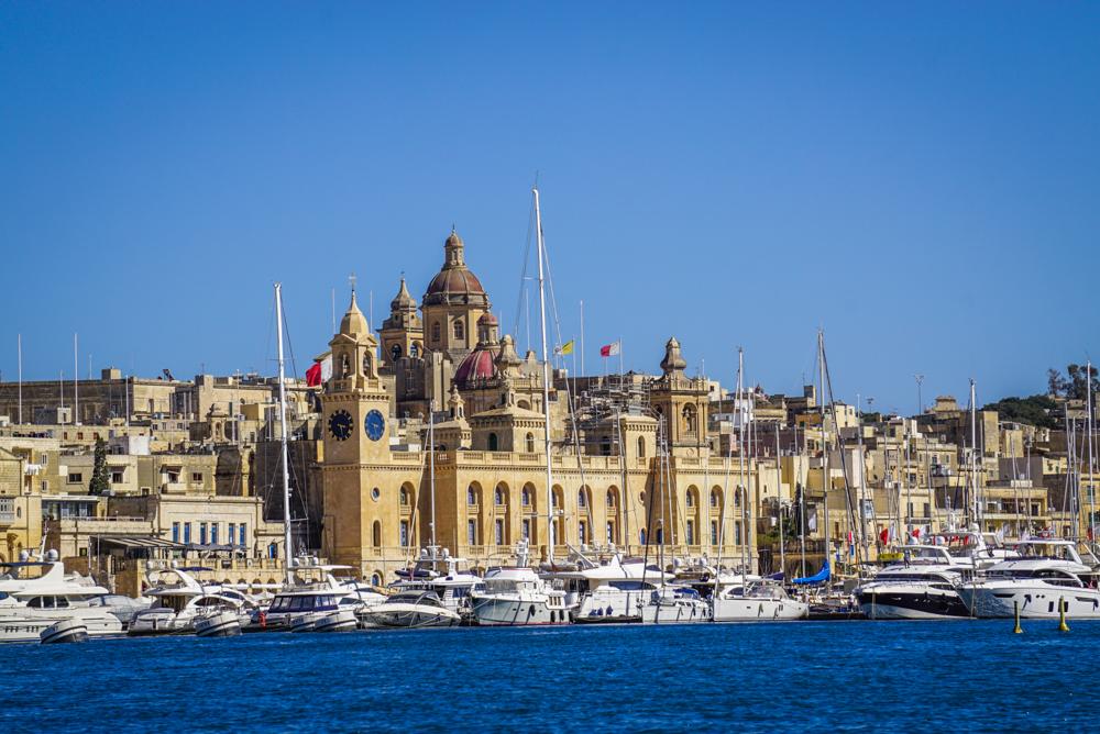 impresii malta Grand HArbour 1