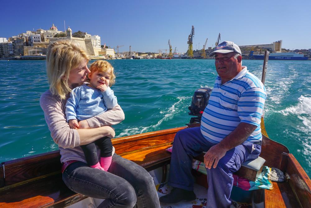 impresii malta Grand Harbour 2