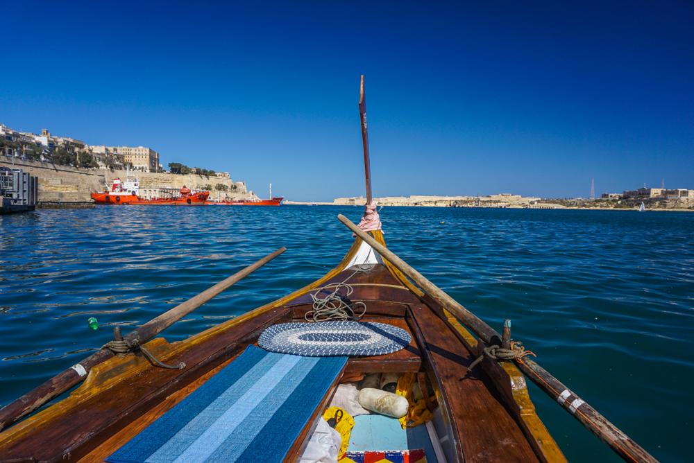 impresii malta Grand Harbour