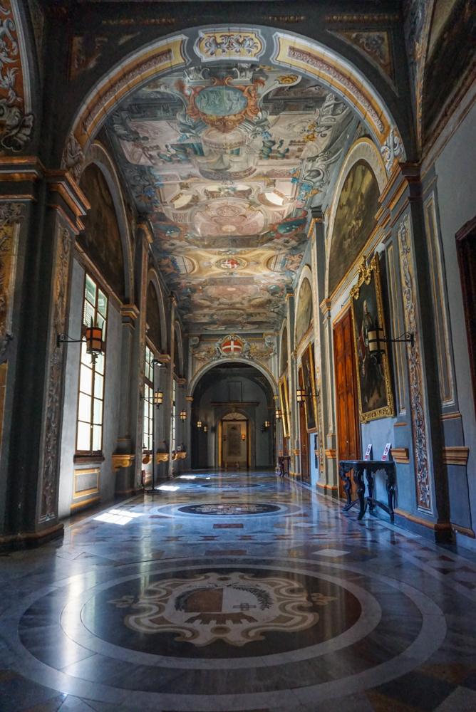 impresii malta State Rooms 1