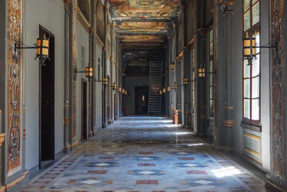 impresii malta State Rooms