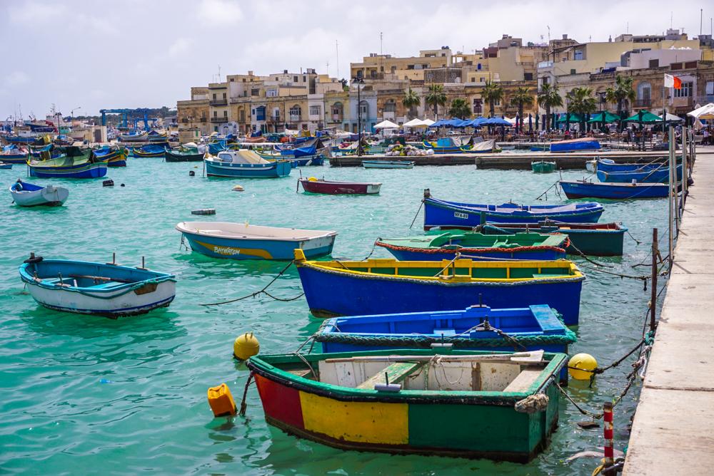 malta Marsaxlokk