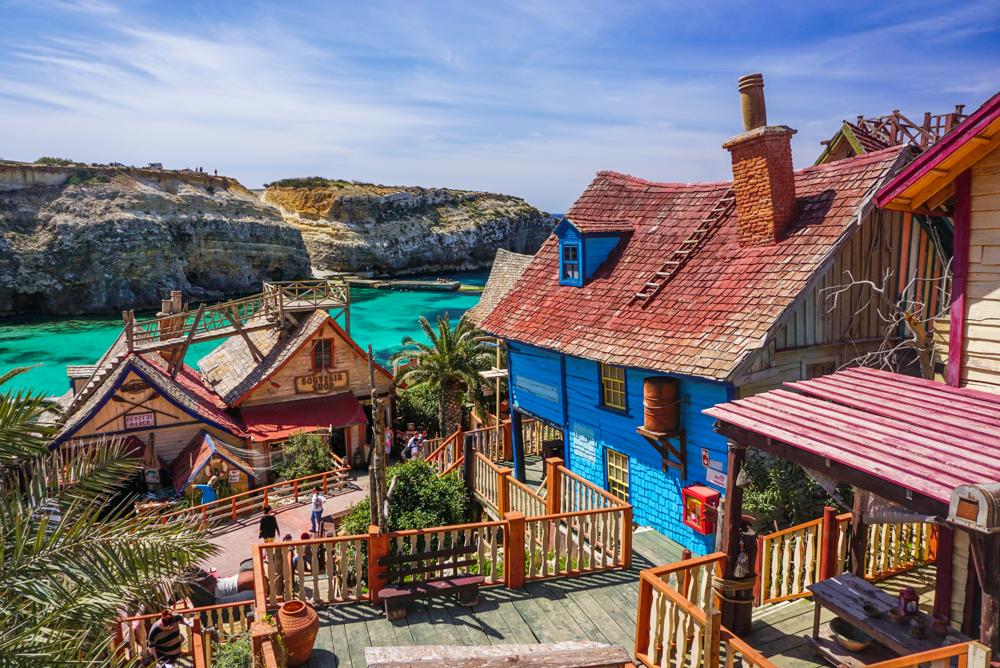 popeye village malta -13