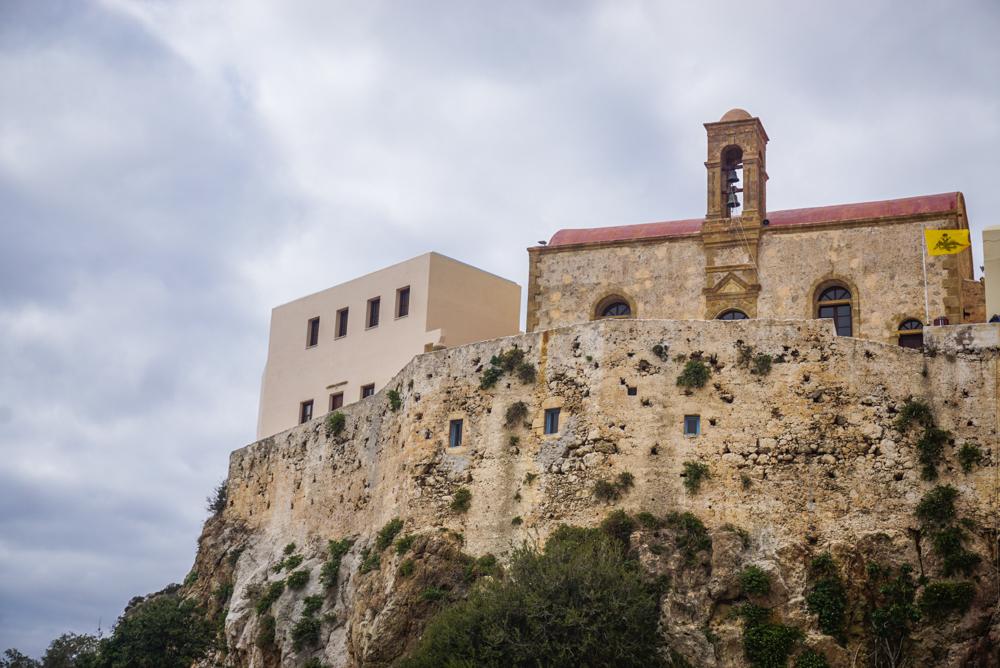 manastirea Chrysoskalitissa creta