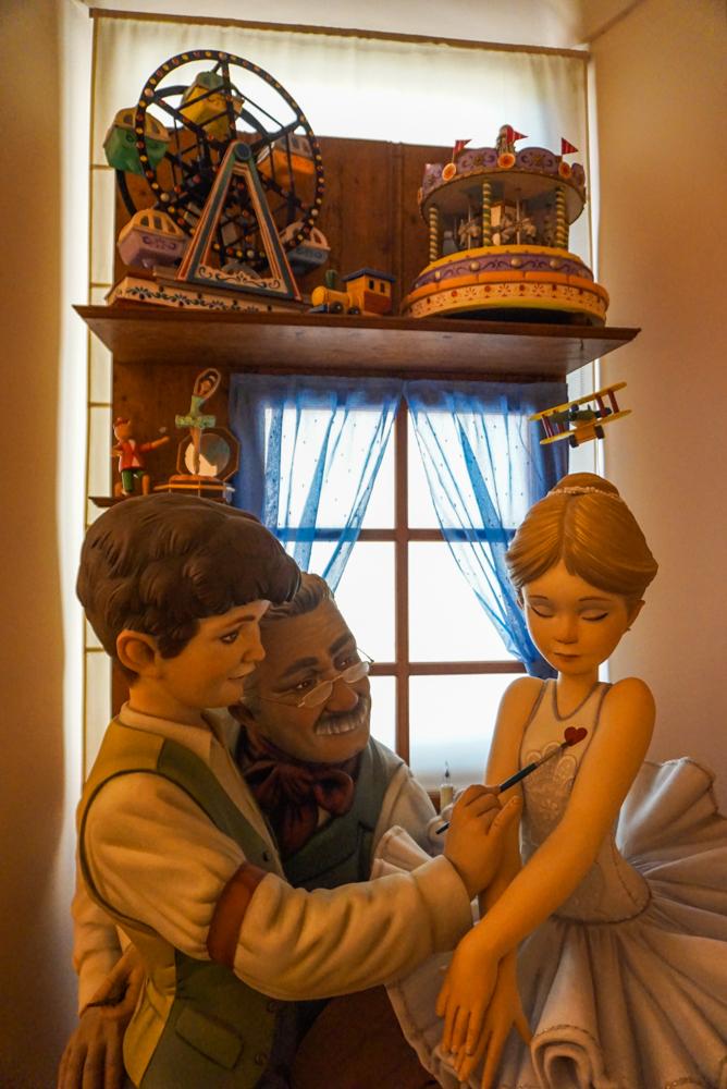 Muzeul Fallas Valencia