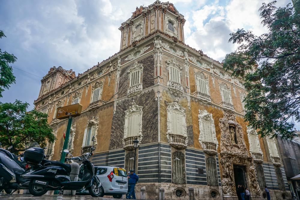 Palacio del Marques de dos aguas 9