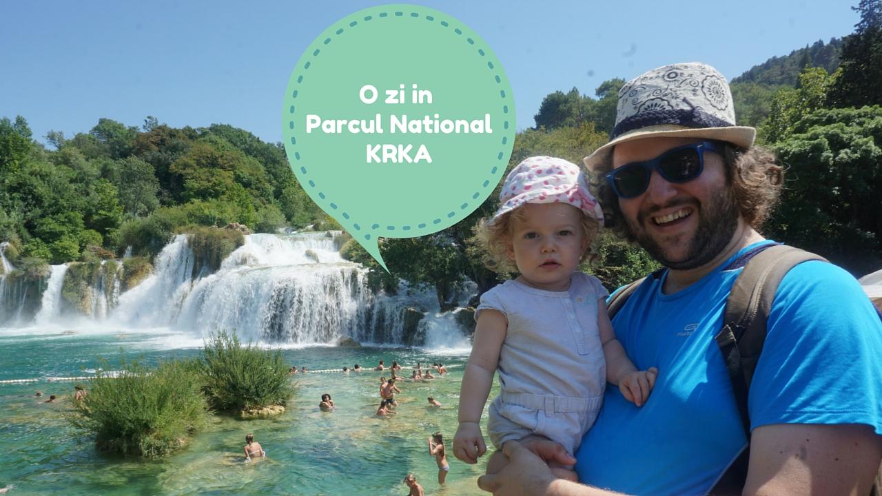 [VIDEO] Cu fetele in <b>Parcul National KRKA</b>