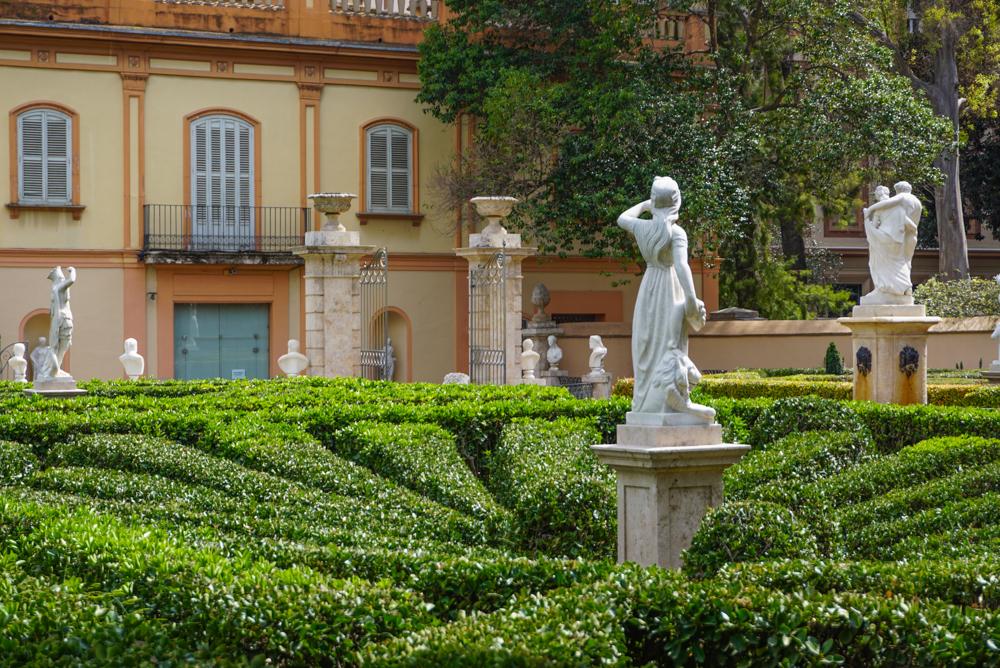 valencia Jardines de Monforte