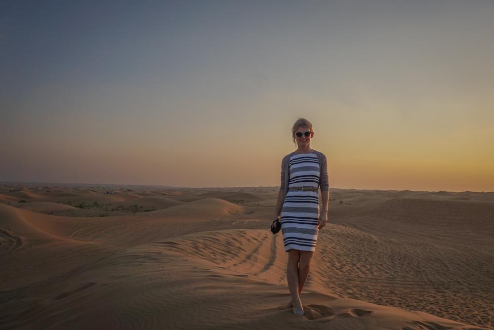 <b>Desert Safari</b> –  experienta mea preferata din Dubai pentru familii