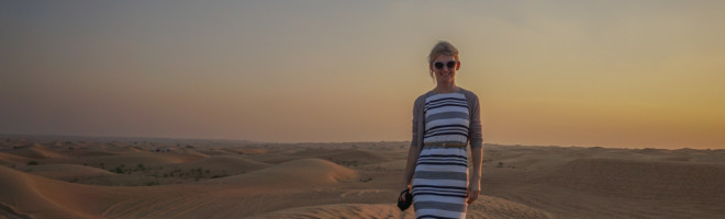 Desert Safari –  experienta mea preferata din Dubai pentru familii