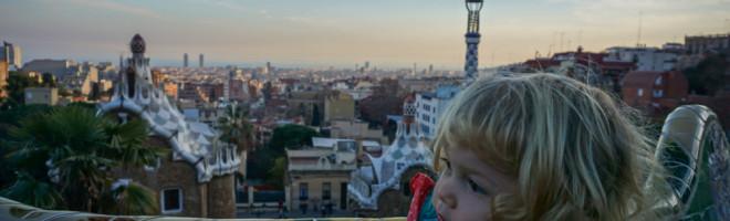 O zi in Barcelona – pe urmele lui Gaudi cu copiii