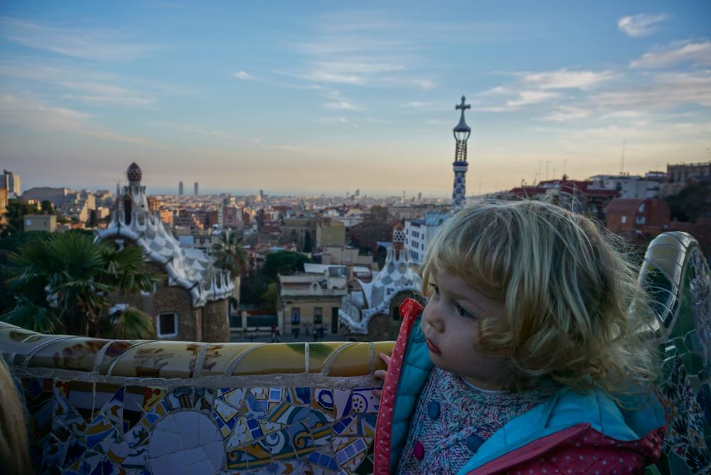 <b>O zi in Barcelona</b> – pe urmele lui Gaudi cu copiii