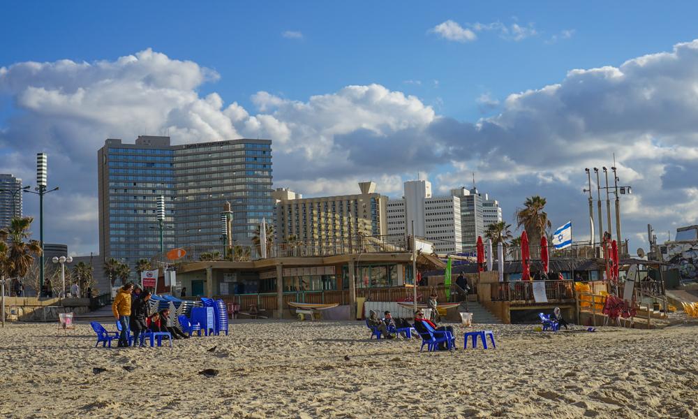 Geula Beach impresii tel aviv-59