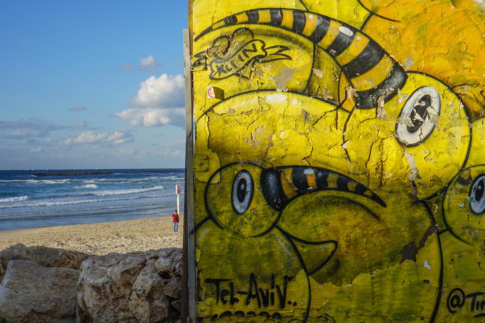 Geula Beach impresii tel aviv-62