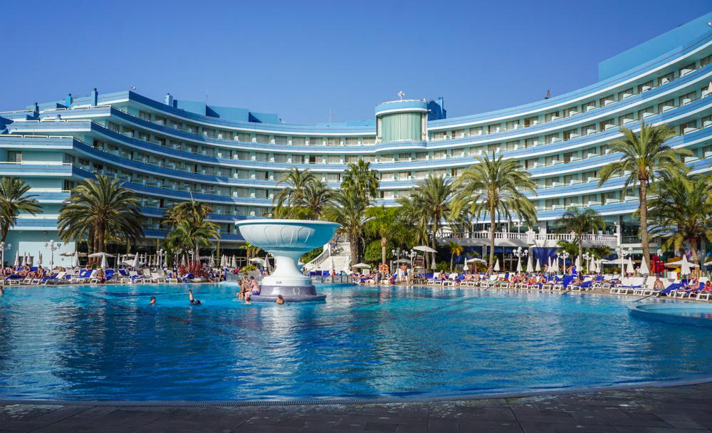 <b>Hotel Mediterranean Palace</b> – cum sa ai timp si-n doi, si cu toata familia in Tenerife