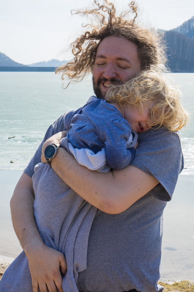 lacul paltinu cu copiii 3