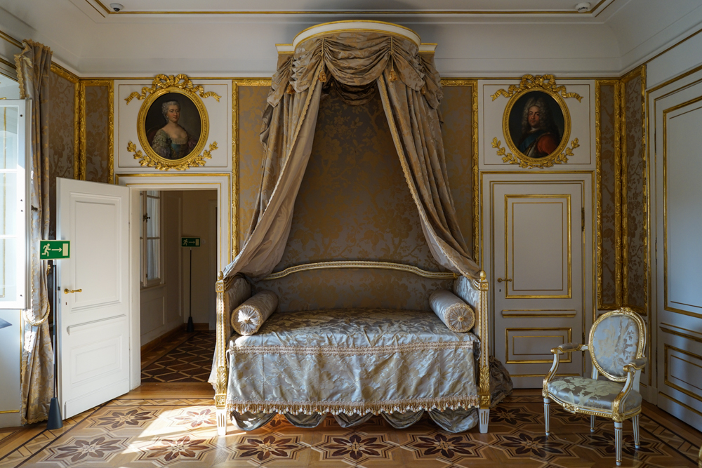 Lazienki interior palat varsovia cu copiii-7