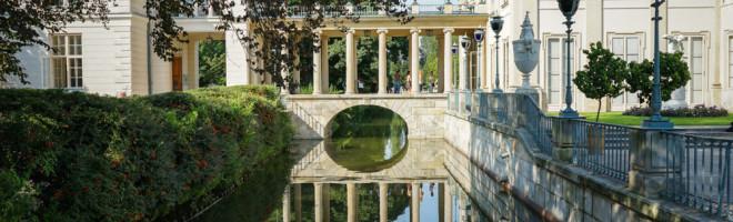 Palatul si parcul Lazienki – cat de child friendly e cea mai populara atractie din Varsovia