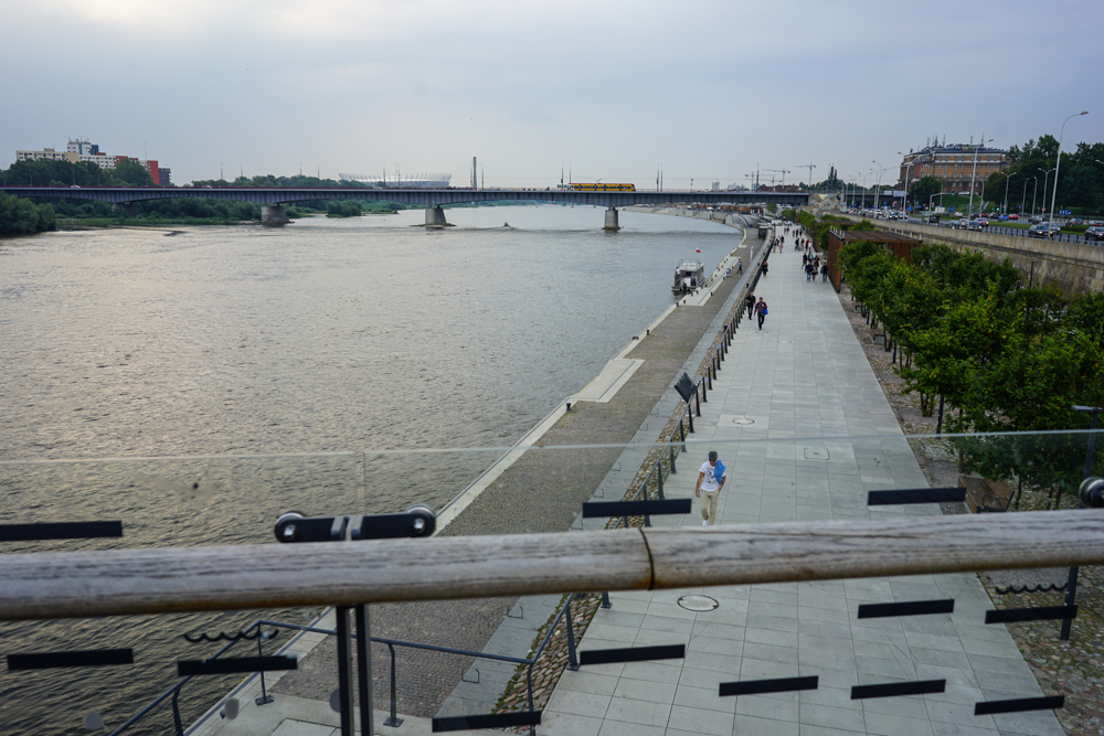promenada vistula varsovia citybreak-94
